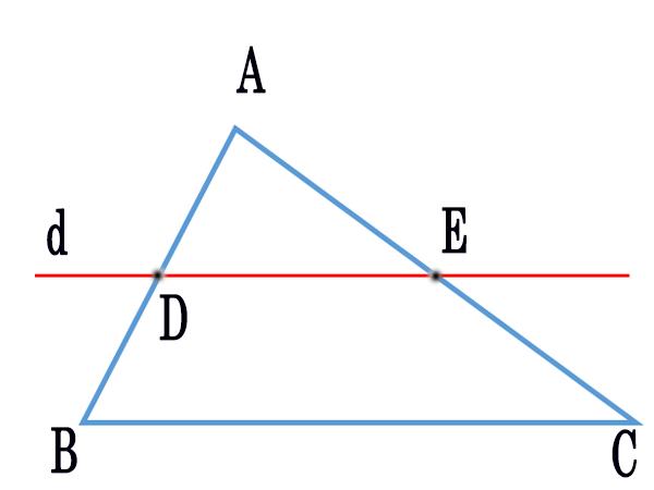 Định lý Talet và những hệ quả của định lý Talet