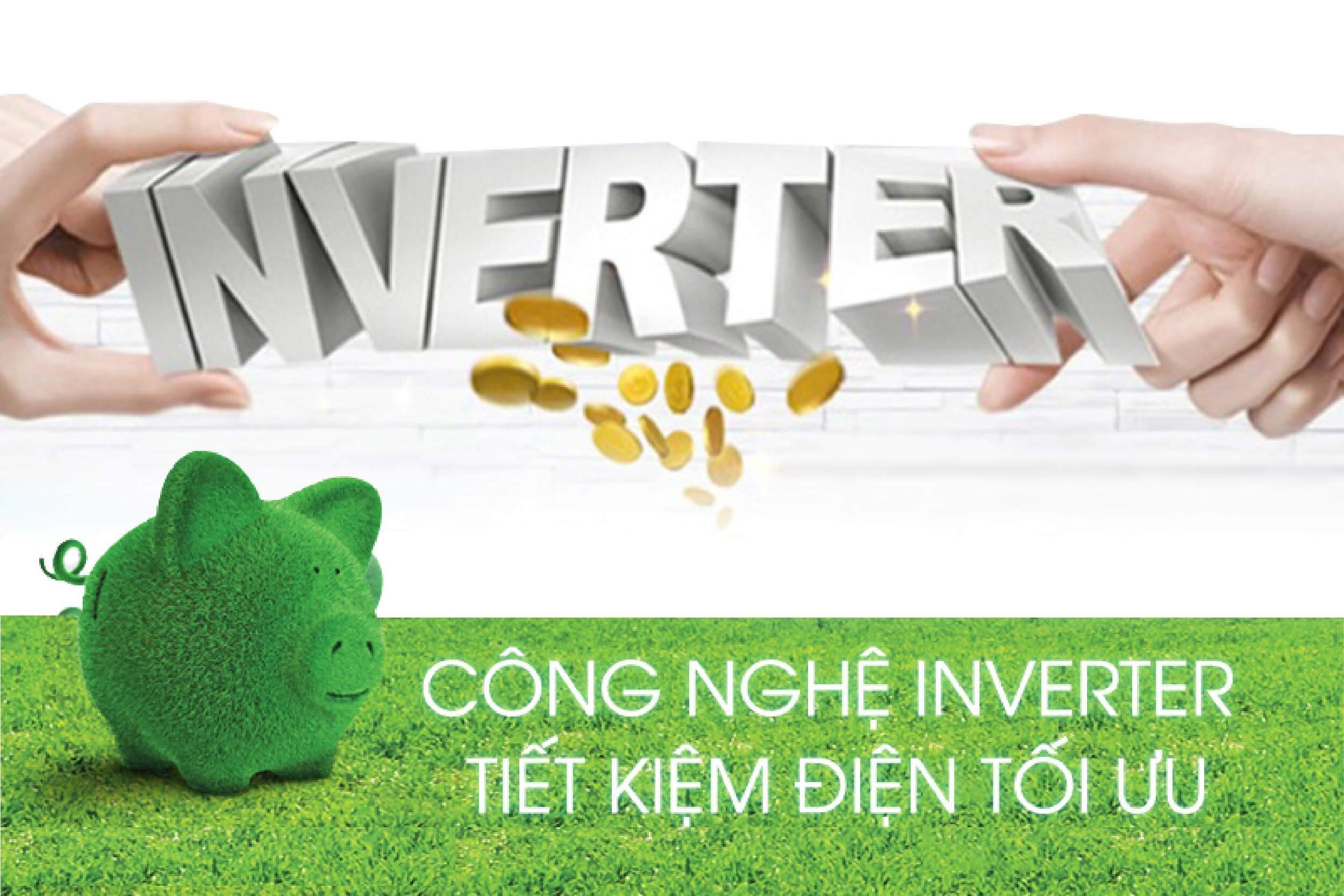 Inverter là gì? Công nghệ Inverter có tác dụng gì trong tủ lạnh điều hòa?