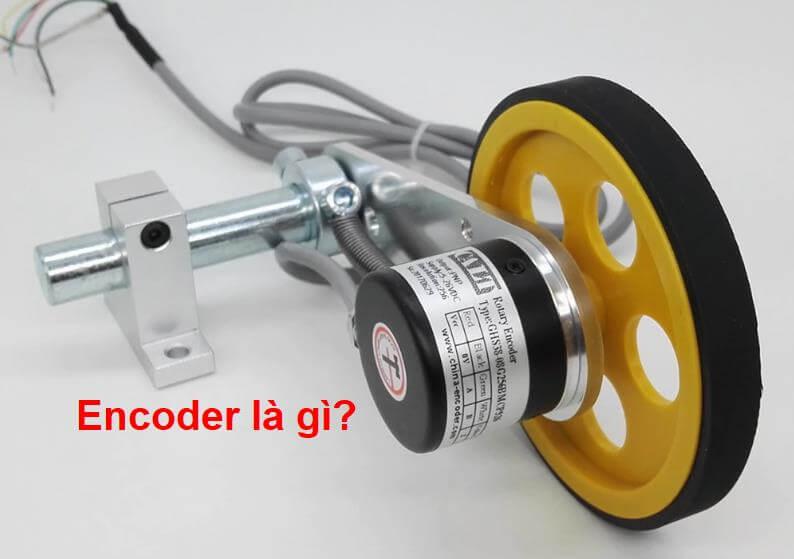 Encoder là gì? Encoder dùng để làm gì và có cấu tạo như thế nào?