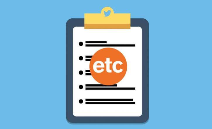 ETC là gì? Ý nghĩa của etc trong những ngữ cảnh khác nhau