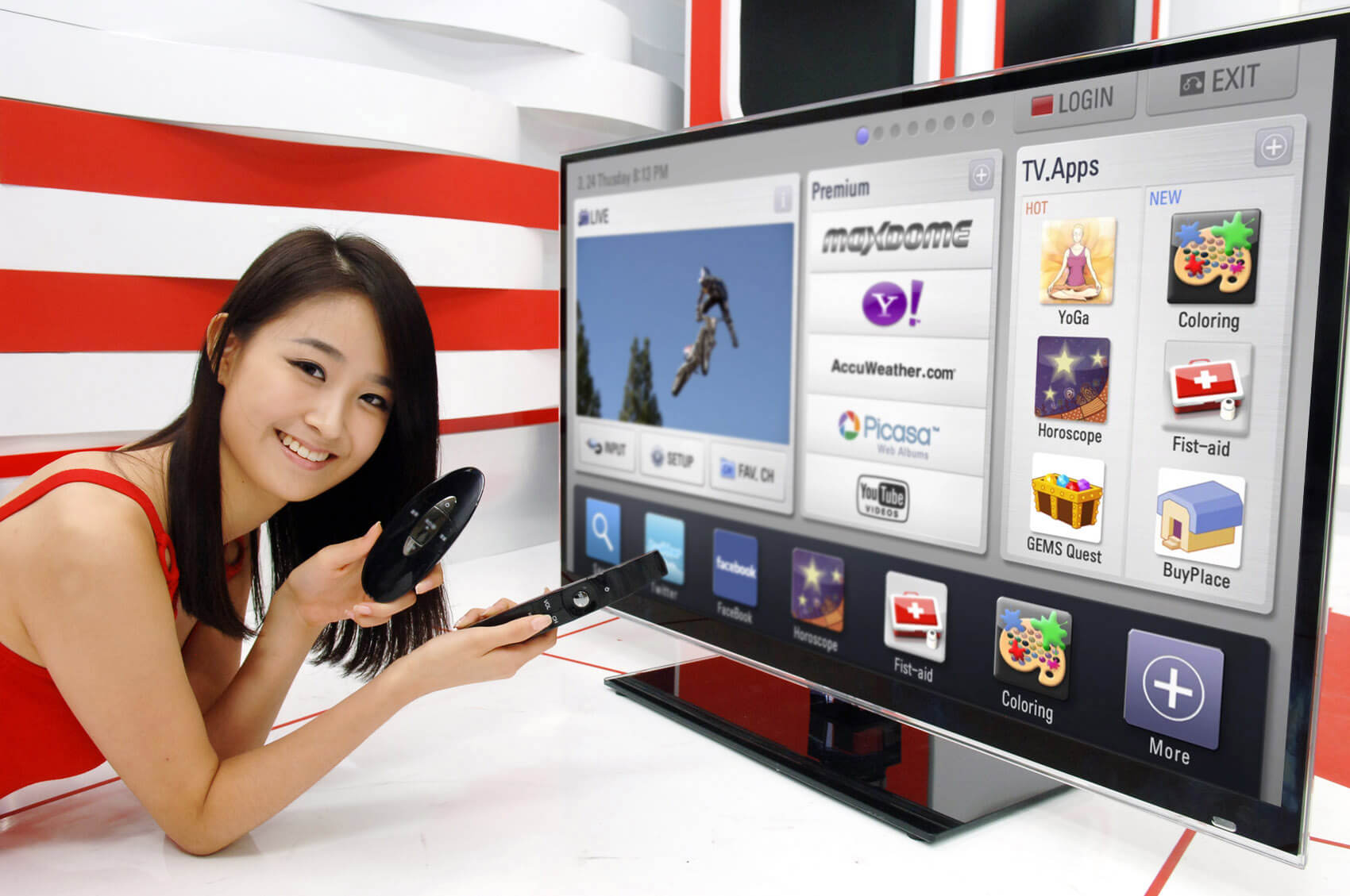 Smart TV là gì? Sự khác nhau giữa Smart TV và Internet TV là gì?