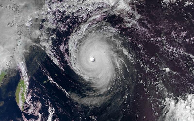 Bão tiếng Anh là gì? Những cơn bão có sức công phá khủng khiếp nhất