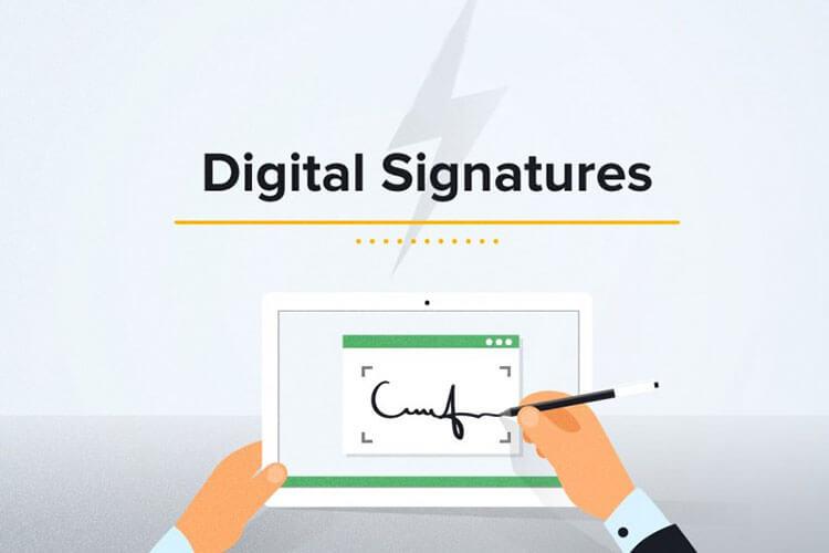 Signature là gì? Có những loại chữ ký phổ biến nào hiện nay?