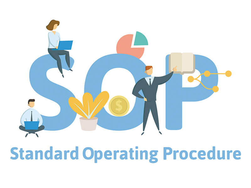 SOP là gì? Quy trình SOP trong các lĩnh vực cụ thể khác nhau
