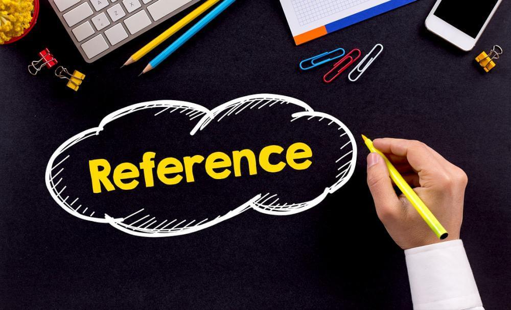 Reference là gì? Cách sử dụng từ reference chính xác nhất